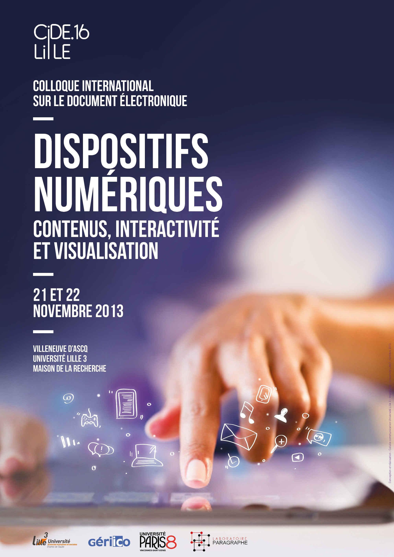 CiDE.16-poster